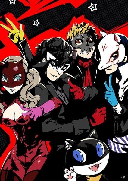persona 5 social link requirements