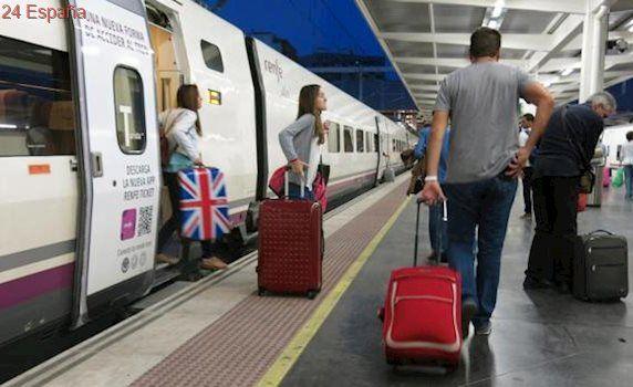 El AVE Madrid-Alicante supera los cuatro millones de viajeros en el cuarto año