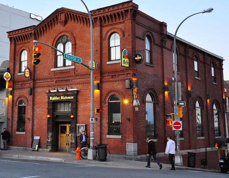 Halifax Alehouse - Halifax, NS