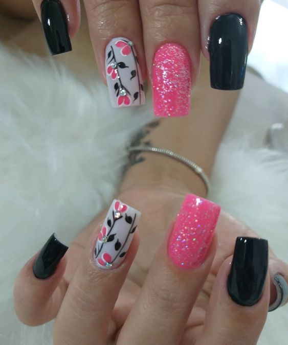 Learn how to create Valentines Day Nail Art Designs \u0026 Ideas