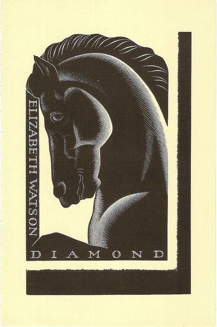 Ex Libris Wood Engraving by Paul Landacre