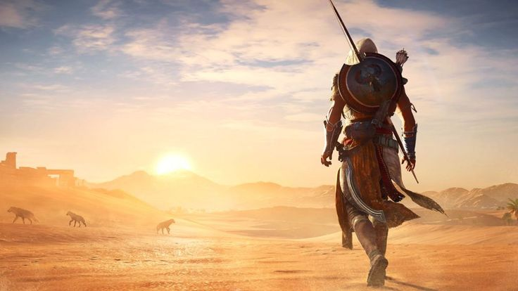Assassin's Creed Origins was fully revealed during Microsoft's E3 presentation today. The game is the latest main entry in the popular franchise and is set before the events of the previous games. The game is optimized for Microsoft's new Xbox One X where it will support both HDR and 4K Ultra HD when played on the console. It has been given the release date of October 27th 2017, just over a week before the launch of the Xbox One X on November 7th. Here's the official game desc...