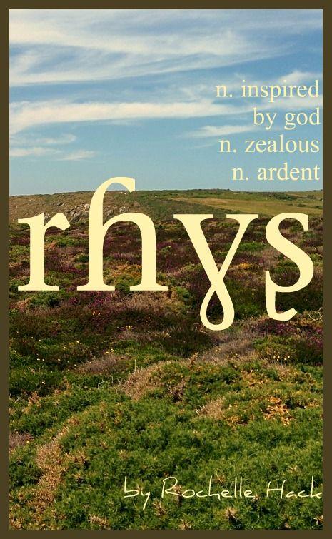Baby Boy Name: Rhys (reese). Meaning: Inspired by God; Zealous; Ardent. Origin: Welsh. https://www.pinterest.com/vintagedaydream/baby-names/
