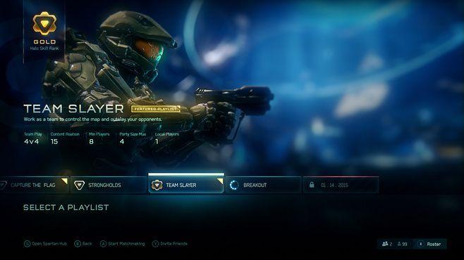 Halo 5: Guardian Bet...