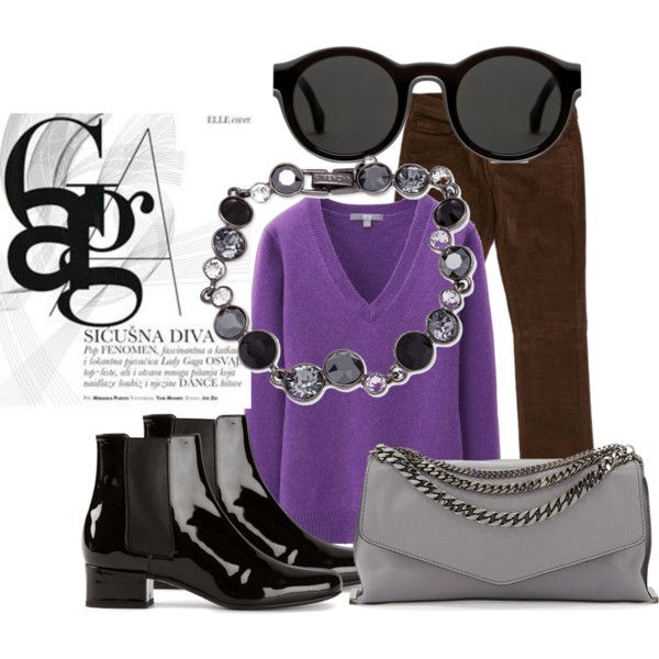 """""""Fashion icon"""" by galinalucky on Polyvore"""