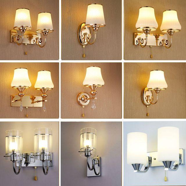 Pin On Bathroom Wall mounted lights for bedroom