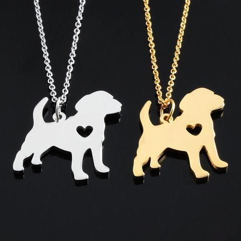 Beagle Necklace - DingJewels