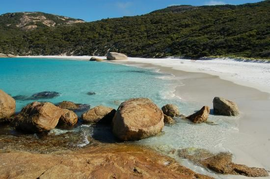 Little Beach, Two Peoples Bay Nature Reserve, Western Australia