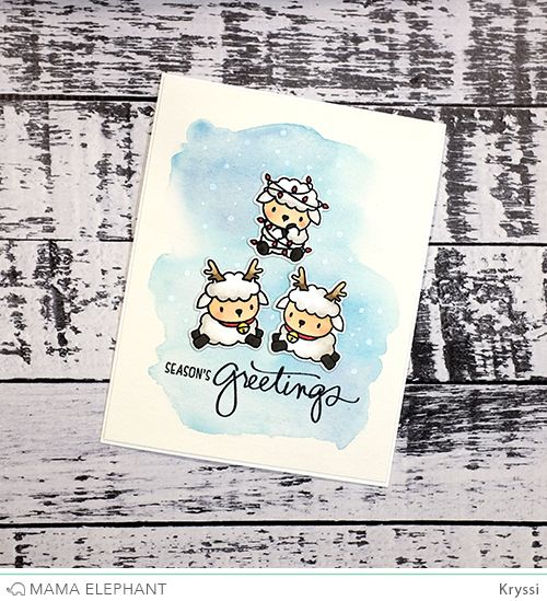 mama elephant | design blog: INTRODUCING: Wooly Winter
