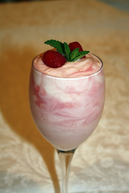 Raspberry Fool..an old English Desseert | Cakes, Bars, Pies, Desserts ...