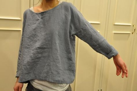 Linen  Loose clothing