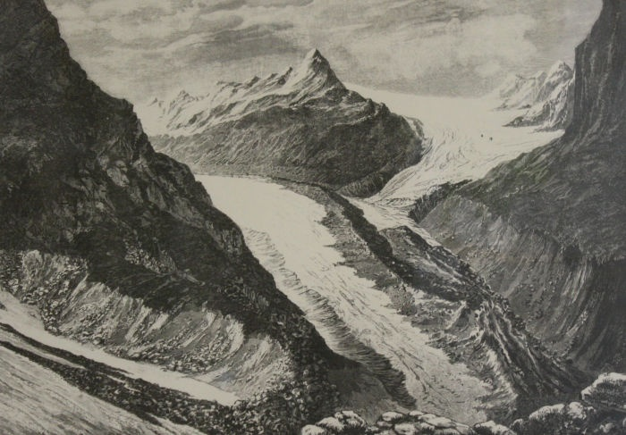 History of Geology: The discovery of the ruins of ice