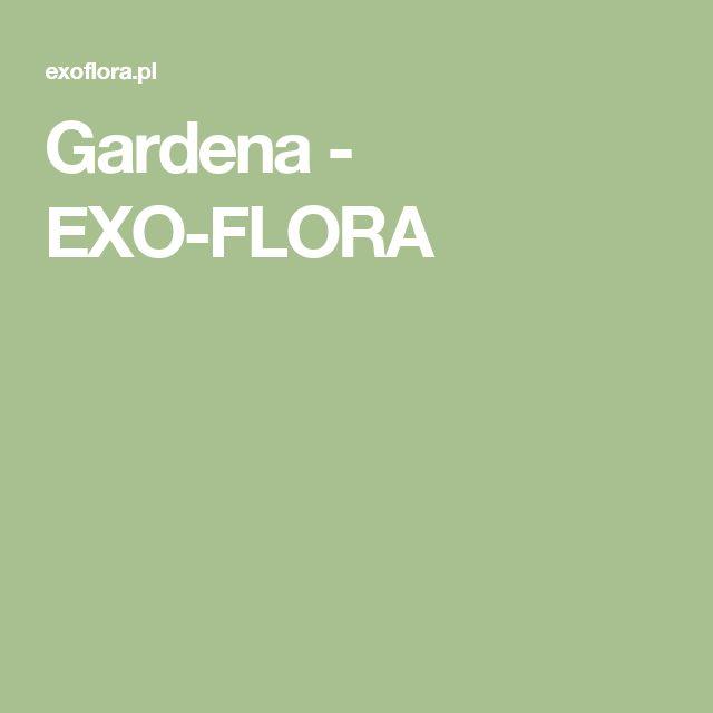 Gardena - EXO-FLORA