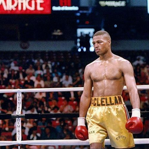 Gerald McClellan was born in 1967: