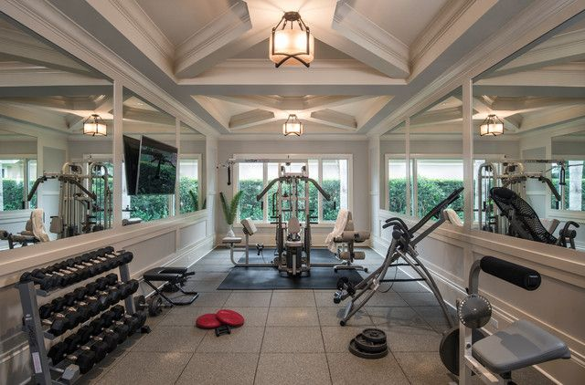 THIS is a home gym!