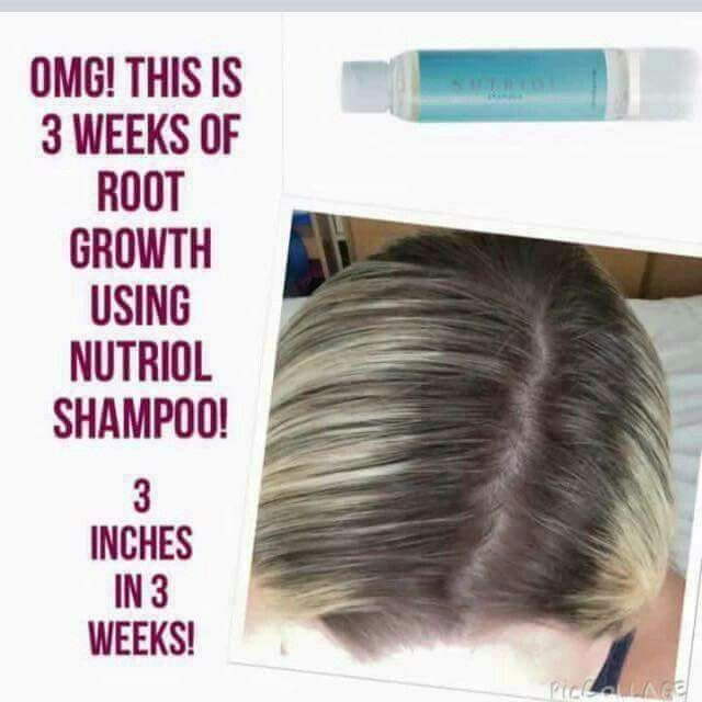 Hair growth results from our shampoo https://m.facebook.com/blissfulbeautique.x/ #hair #hairgrowth #longhair #results #progress