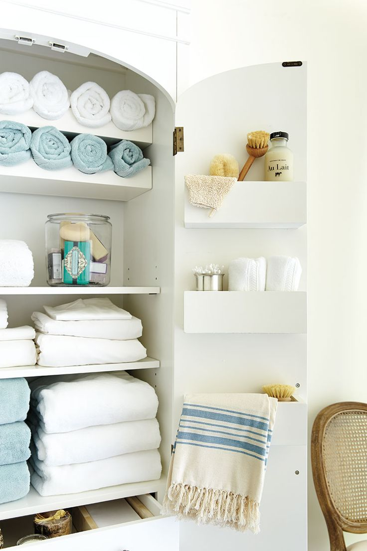 Exceptional Freestanding Cabinet For Craft U0026 Linen Storage