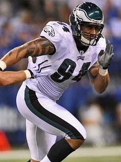 Jason Babin - Philadelphia Eagles - DE