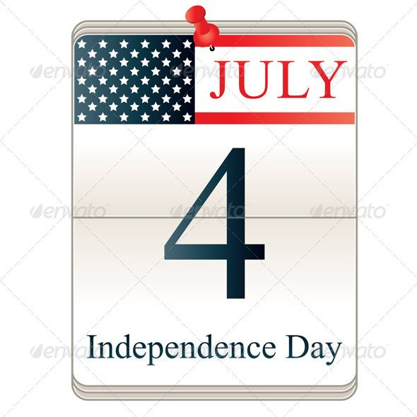 Calendar for 4th July #GraphicRiver Vector of Calendar for 4th July with American flag. Package contains: EPS (10 version), JPG (5000×5000 pixels, RGB). Created: 12March13 GraphicsFilesIncluded: VectorEPS Layered: No MinimumAdobeCSVersion: CS Tags: agenda #america #american #calendar #celebrate #date #day #event #flag #fourth #freedom #historic #holiday #icon #independence #july #liberty #month #national #patriotism #plan #planner #remember #reminder #summer #text #usa