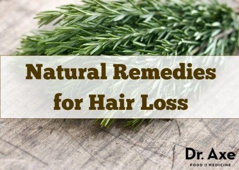 5 Hair Loss Remedies - DrAxe.com