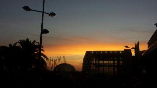 Feria de muestras,Valencia