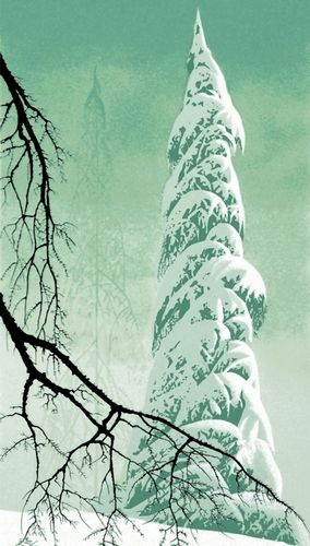 Eyvind Earle, possibly my all time favorite.