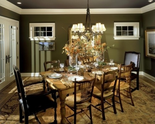 Sherwin williams relentless olive 6425 wall colors - What colors go with olive green walls ...