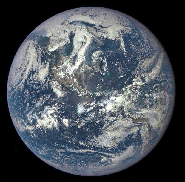 NASA lanza una nueva web para muestra la Tierra desde el espacio