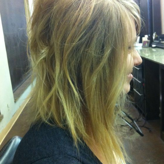 , Bob Hairs, Hairstyles 3, Long Bobs, Textured Ombre, Bob Hairlove