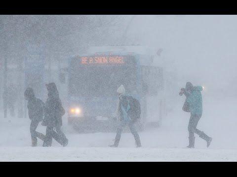 Экстренное предупреждение в Москве сильный ветер, метель, мокрый снег ср...