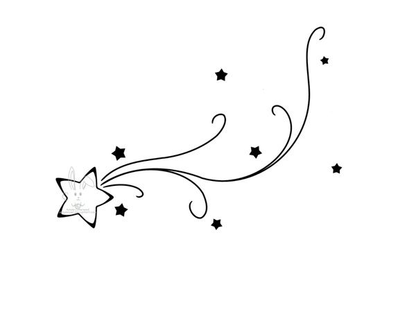 Art shoulder - Shooting Star Tattoo Design by ~AutumnOwl on deviantART tattoos
