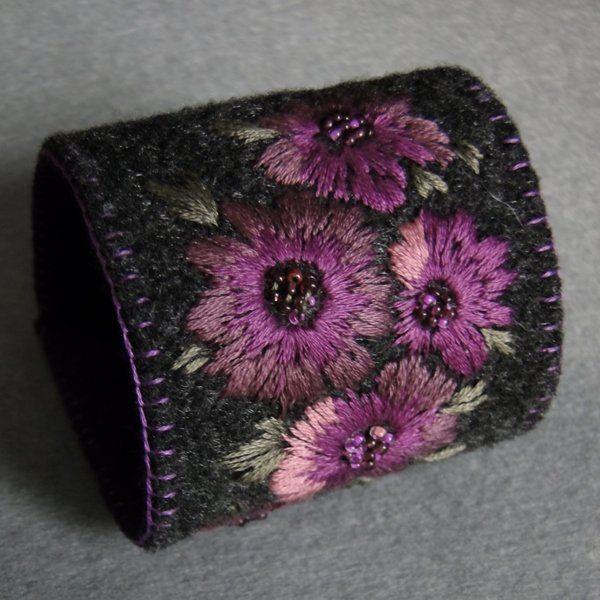 wrzosowisko (proj. agat.handmade), do kupienia w DecoBazaar.com