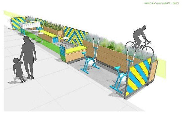 Love the name parklet. Do we need these pocket parks in Denver?