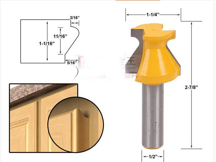 58 best Router bits special images on Pinterest | Router bits ...