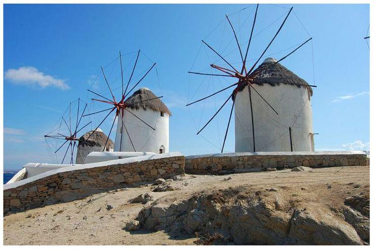 Lasithi Plateau Greece 2016