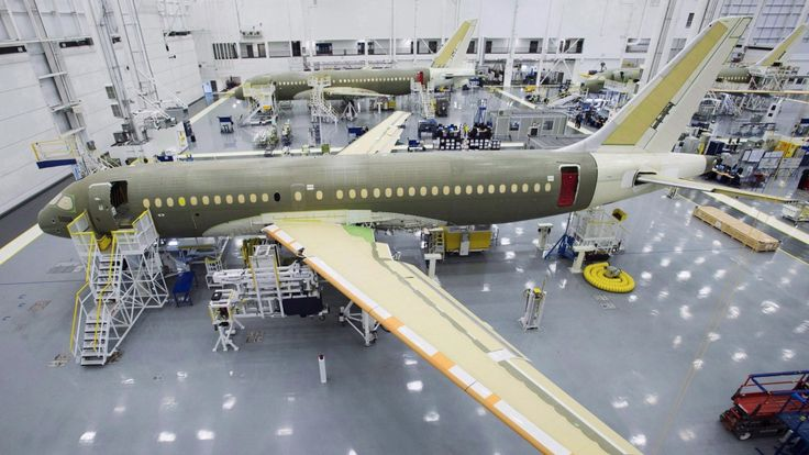 Janyce McGregor      Bombardier's efforts to find a major U.S. airline to purchase its CSeries jets drew a complaint from U.S. rival Boeing that the Canadian planes were unfairly subsidized. (Ryan Remiorz/Canadian Press)  The U.S. International Trade Commission has voted to continue its... - #Bombardier, #Commission, #Investigation, #Politics, #Proceed, #Trade, #World_News