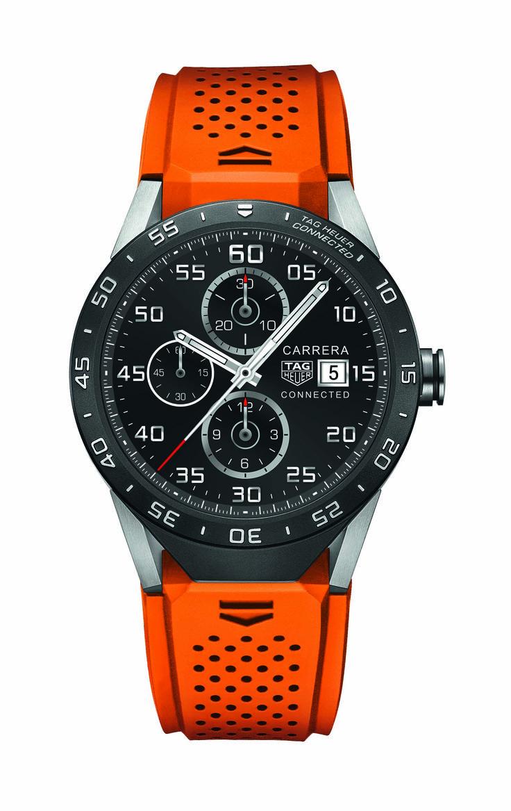 TAG Heuer Connected, ¡el smartwatch que se adapta a tu estilo!  #TAGHeuer #tagheuerconnected #connectedtoeternity