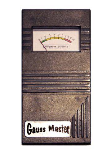 Gauss Master EMF Meter Paranormal Meter GaussMaster http://www.amazon.co.uk/dp/B005F0ANFC/ref=cm_sw_r_pi_dp_qFl9ub1TAZ05R