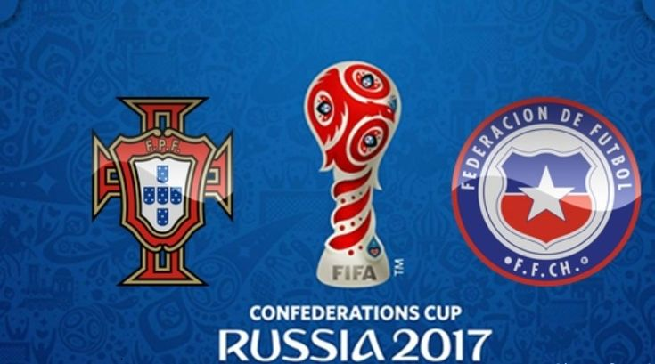 Portugal vs Chile Live Broadcast TV Channel, Stream, Match Preview, Kick-off Time Portugal vs Chile Live Broadcast TV Channel, Stream, Match Preview, Kick-off Time of Fifa confederation cup 2017. First semi final match will be played on date 28 june, 2017 – wednesday. Now. The FIFA confederation cup 2017 is an international association soccer tournament for national teams. Total eight team participate into this tournament. The most successful team is Brazil. It have 4 titles. current…