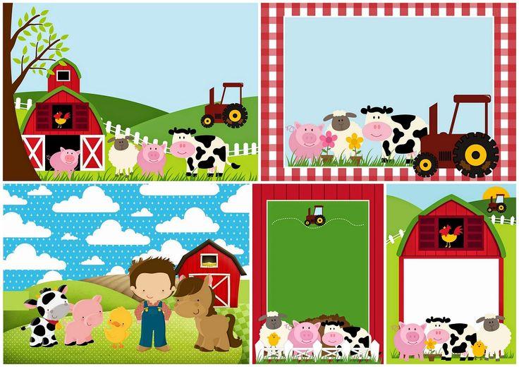 free-printable-farm-party-kit.jpg (1024×724)