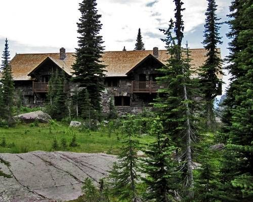 Sperry Chalet in Glacier National Park | #FindYourPark #EncuentraTuParque