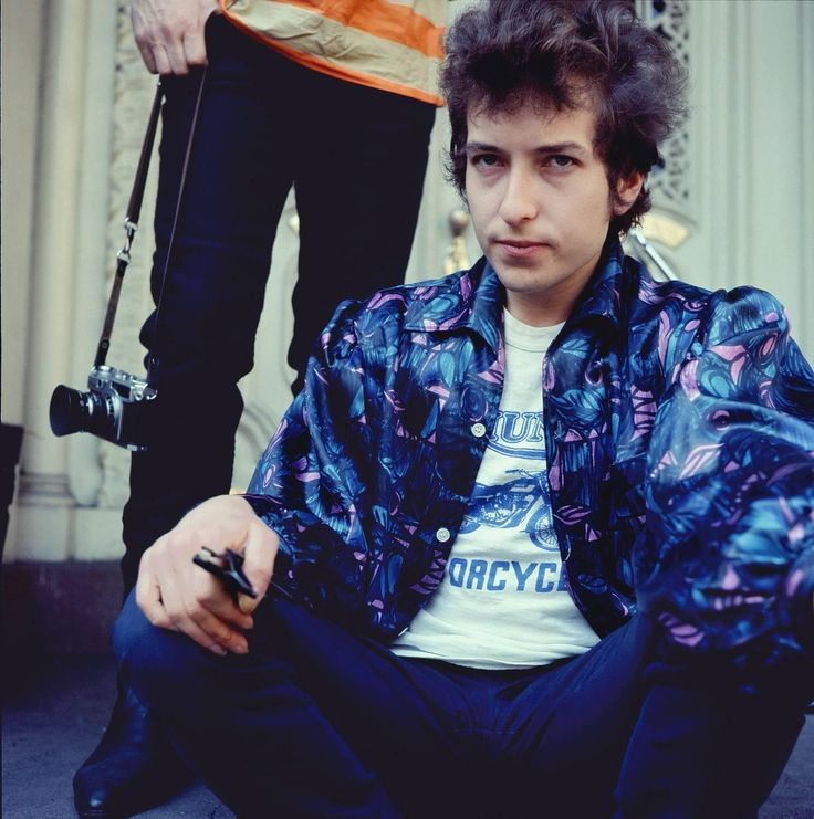 Bob Dylan Highway 61 Revisted Album Cover Session, NYC