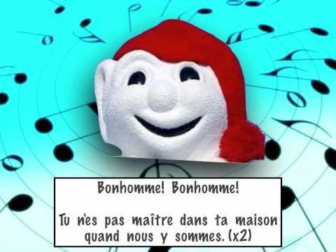 Bonhomme, Bonhomme - YouTube