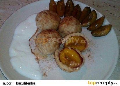 Výborné a zdravé ovocné kuskusové knedlíčky recept - TopRecepty.cz