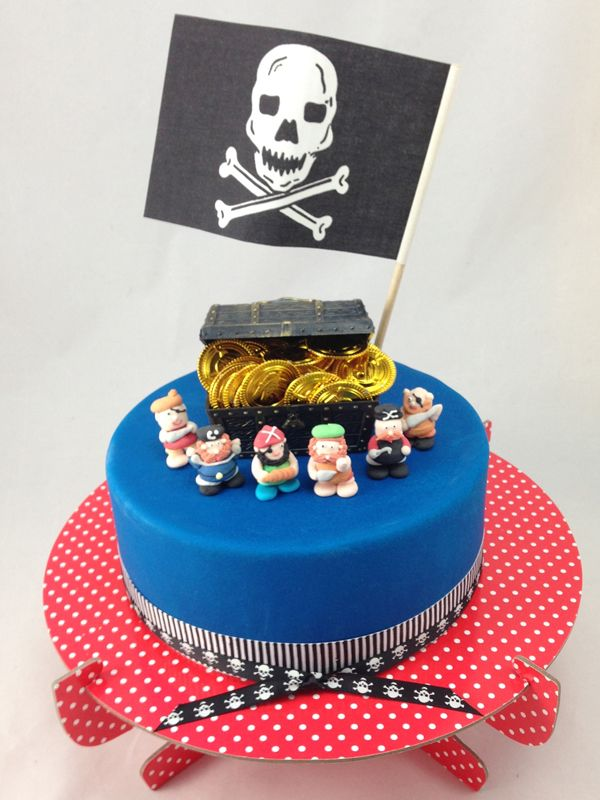 Pirate Chest Cake Kit. http://www.icingonthecakekits.com/item_160/Pirate-Chest-Cake-Kit.htm $69.95