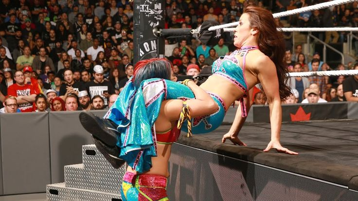 WWE NXT Takeover Toronto 2016 : Asuka vs Mickie James