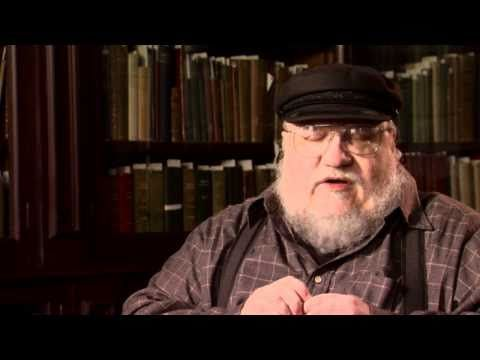 George R.R. Martin Shoots Down Game Of Thrones Movie Rumors - It's All The Rage