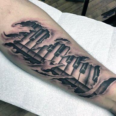Risultati immagini per piano tattoo designs