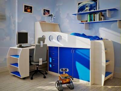 Детские кровати-чердаки в Новосибирске