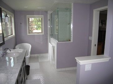 Master With Corner Entrance To Perfectly Sized Foot Tub In By Design Remodel
